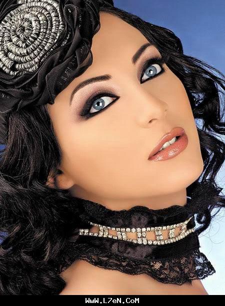 Arabic-Makeup-7.jpg (450×612)