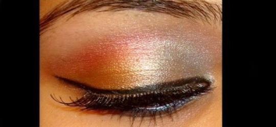 Eye Makeup Tips For Teens. maroon eye makeup tips