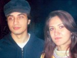 Ali Zafar And His Siancee Ayesha Fazli