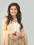 Beautiful Anchor Shaista Wahidi