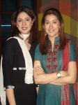 Dr Shaista Wahidi with her Friend