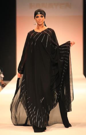Dubai Fashion Week Abaya Collection 2010