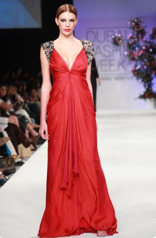 Dubai Fashion Week Ekta Singh Designer Collection 2010 4