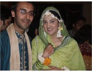 Fiza Ali Mehndi Picture