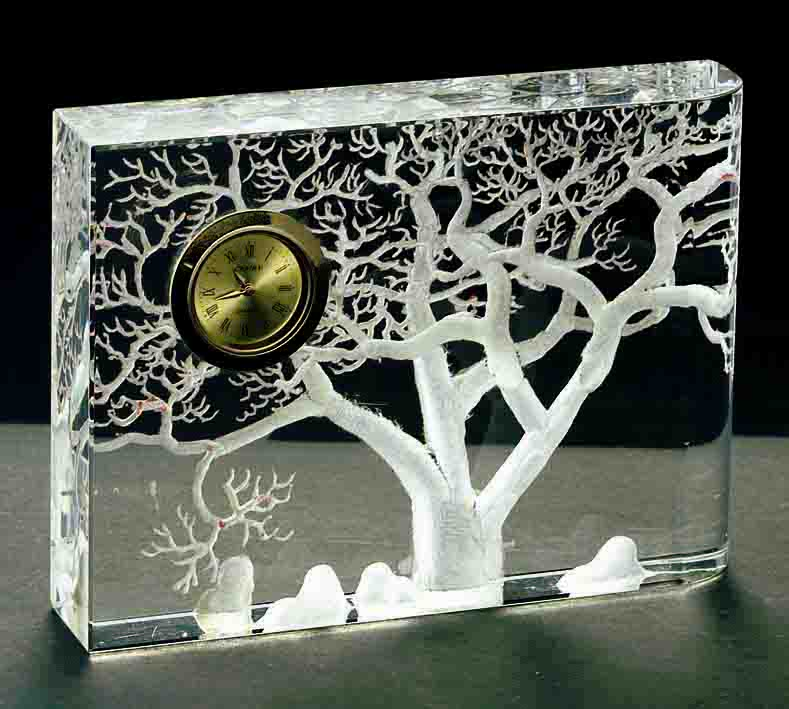 Gift Decoration Pieces Fancy Crystal Crafts
