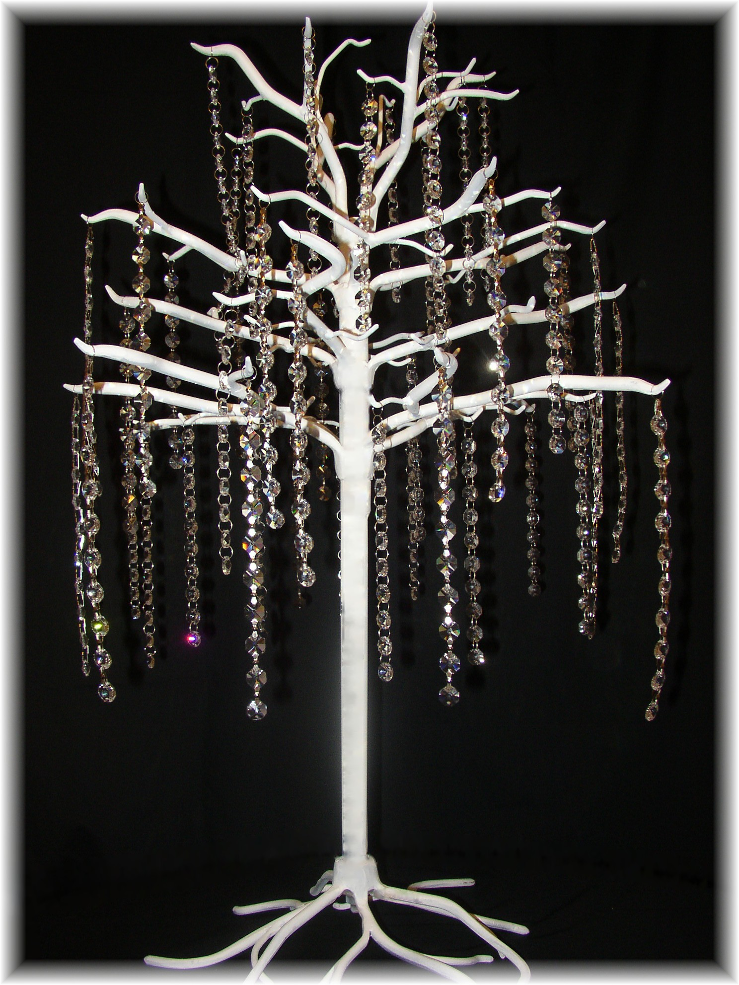 Gifts decoration pieces crystal tree - Images of decoration pieces ...