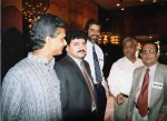 Hamid Mir with Friends