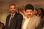 Hamid Mir with lord Nazir
