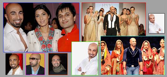Hassan Sheheryar Yasin Hsy Famous Pakistani Fashion Designer Sheclick Com