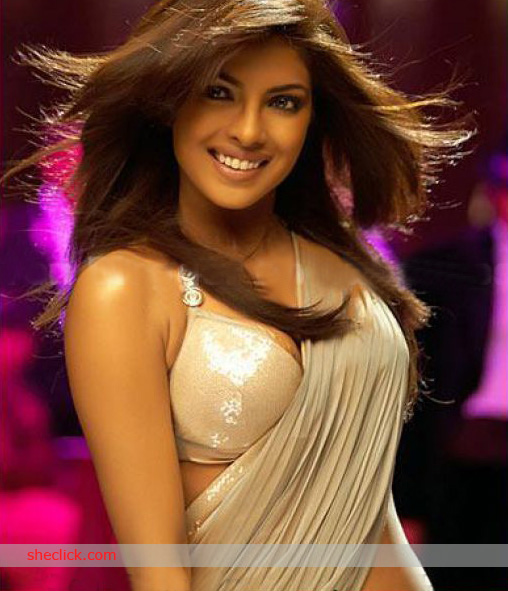 Prianka Choopra Saree Blouse (11