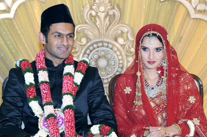 Shoaib wedding