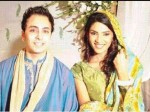 Zalay Sarhadi With Her Husband