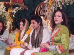 Wedding Pics Of Meera Ansari Daughter Of Bushra Ansari