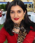 Actress Ayesha Sana