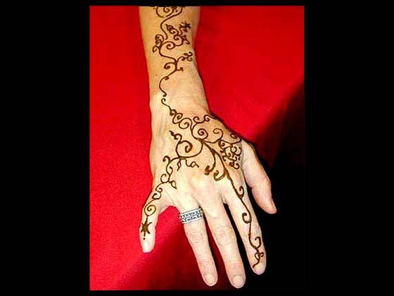 Arm Mehndi Designs : Arm mehndi designs sheclick