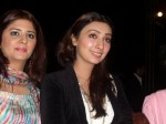 Ayesha Khan with Friends