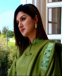 Ayesha Sana Female Actress