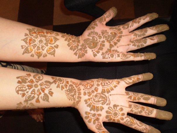Bridal Mehndi Designs For Hands Sheclick Com