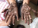 Dulhan Mehndi Designs Photo