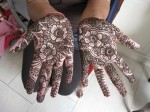 Dulhan Mehndi  Designs Pictures