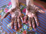 Dulhan Mehndi Latest  Designs