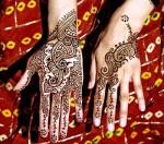 Dulhan Mehndi New Style