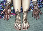 Dulhan Mehndi Photos