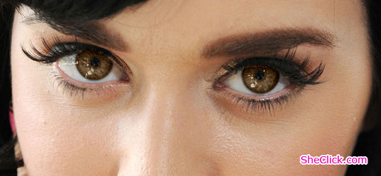 how to do makeup for brown eyes. makeup looks for rown eyes.
