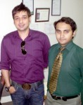 Faisal Qureshi PAF-KIET as Guest