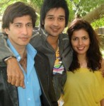 Faisal Qureshi With Friends