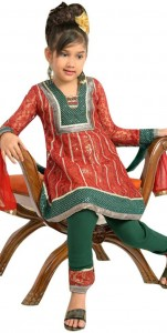 Fancy Dress in Pakistan for little girls