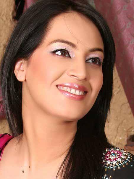Farah Hussain Pakistani Actress