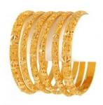 Gold Bangles Pics