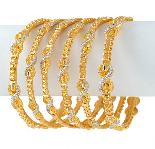 Gold Bangles For Women Sheclick Com