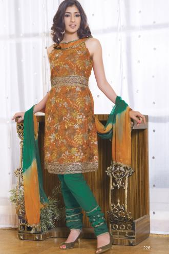 Top Meal Replacement Shakes >> Indo Western Salwar Kameez Style - SheClick.com