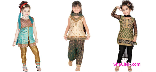 latest fancy dress for kids in pakistan sheclickcom