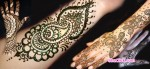 Mehndi Designs for Hands in Pakistan 2010