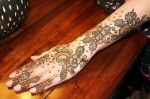 Mehndi Designs on Hands