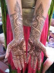 Mehndi Style for Hands
