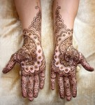 Mehndi for Hands in Pakistan