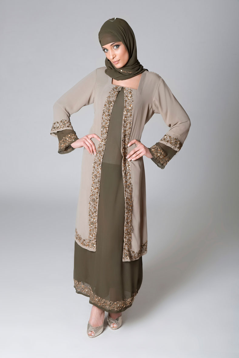 New Abaya Designs