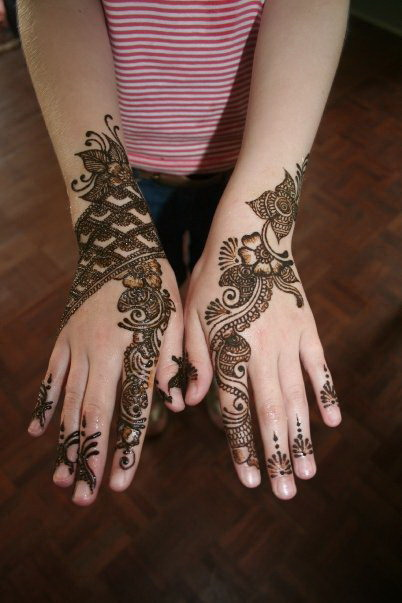 New Pakistani Mehndi Designs Sheclick Com