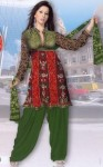 Patiala Salwar Kameez New Style
