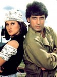 Actress Sahiba and Rambo