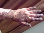 African Mehndi Designs Picture