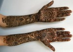 African Mehndi Designs Pictures Gallery
