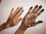 African Mehndi Designs for Hand
