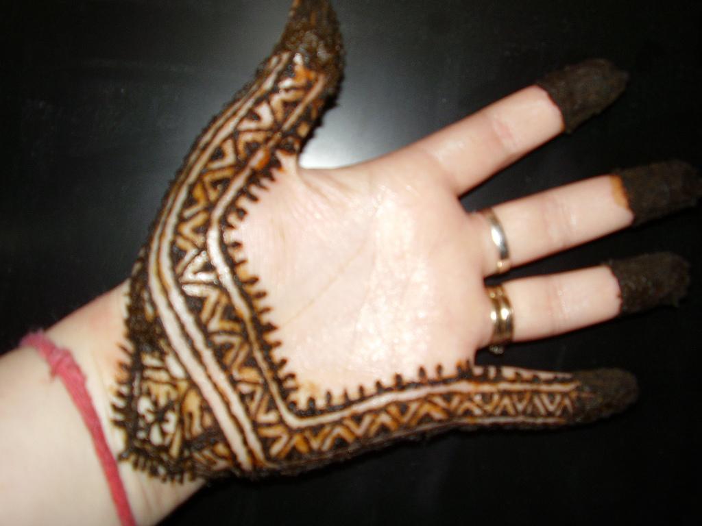 Mehndi Henna Design : Beautiful african mehndi henna designs sheclick