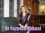 Dr Fazeela Abbasi Pakistan