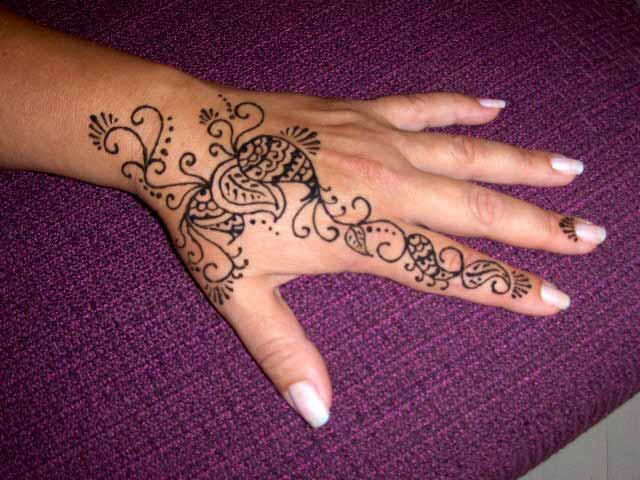 Flower Hanna Tattoos Sheclick Com